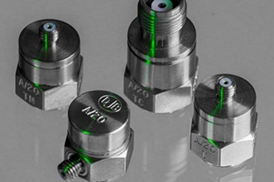 Vibration sensors - DJB Instruments